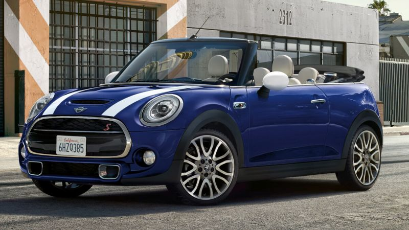 MINI Convertible Copper S